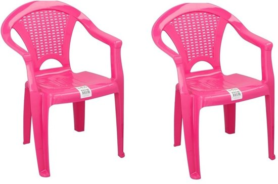 Plastic Stoel Kind : Top honderd zoekterm: roze stoel