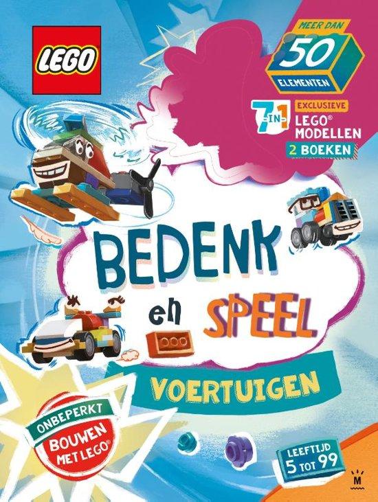 9200000113373634 - Bedenk, speel en leer met deze LEGO doeboeken & WIN