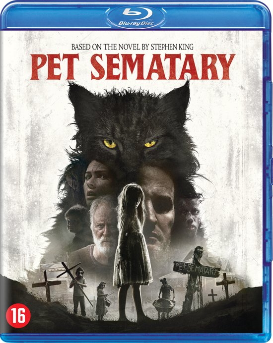 DVD cover van Pet Sematary (19) (Blu-ray)