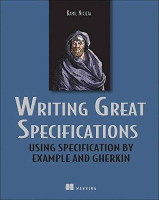 Bol Writing Great Specifications 9781617294105 Kamil