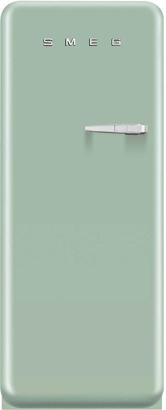 SMEG FAB28LV1 - Kastmodel koelkast - Groen