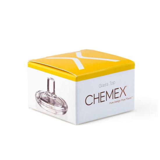 Chemex glazen stop