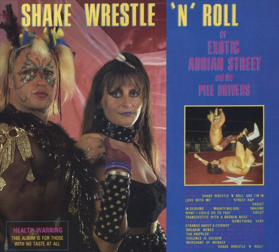 Shake, Wreste 'N' Roll