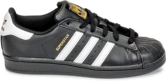 adidas Superstar Foundation J W shoes white