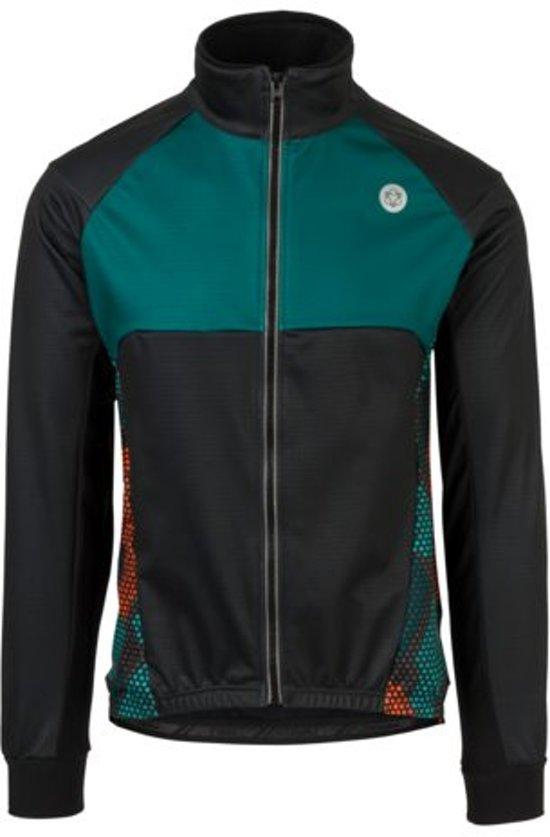AGU Windtex Jacket Hexa Camo Green/Orange/Iron Grey Xs