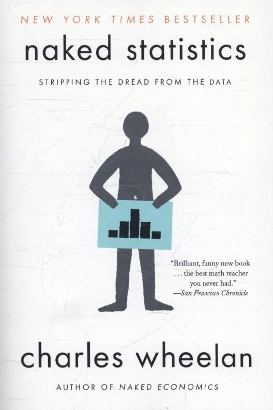 Naked statistics stripping the dread from the data