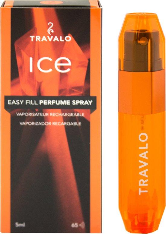 Travalo ice orange - 5 ml - Tas Verstuiver