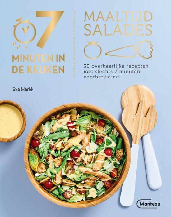 7 minuten in de keuken - Maaltijdsalades