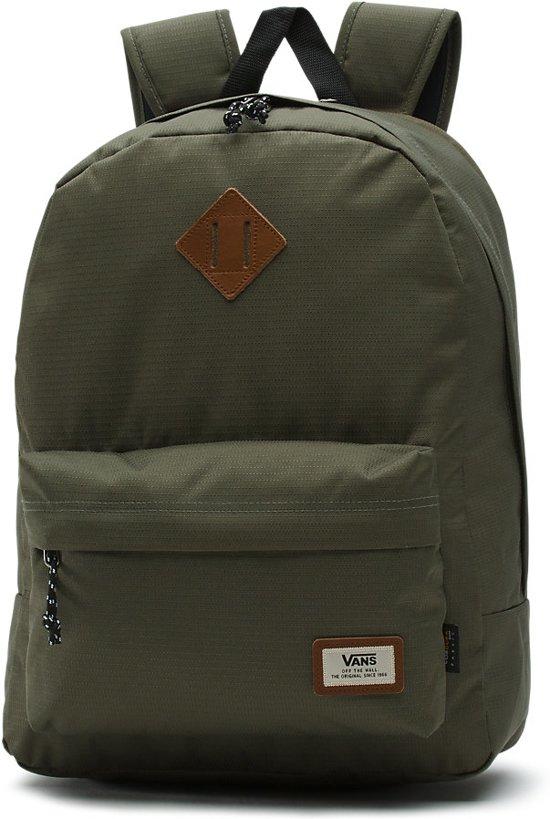 dddeefb1233 bol.com | Vans Old Skool Plus Backpack Grape Leaf / Rugtas