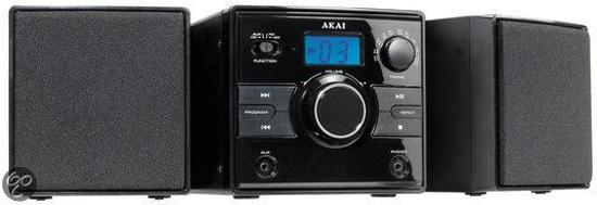 Akai QXA6630 - Microset