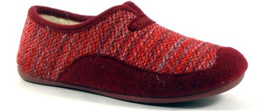 Gabor Femmes Pantoufles - Rouge fn2ej2