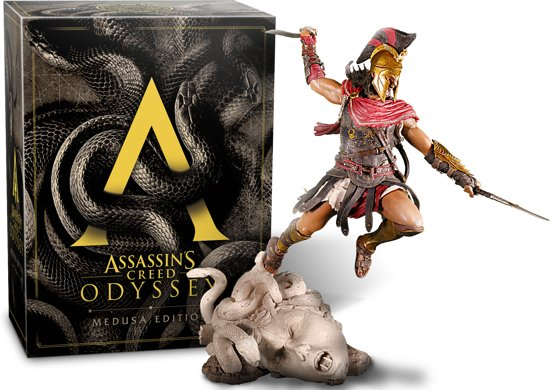 Assassin's Creed Odyssey (Medusa Edition) Xbox One