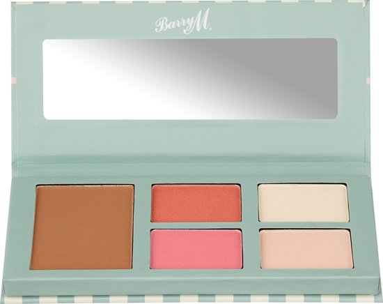 Barry M Hide and Chic Palette