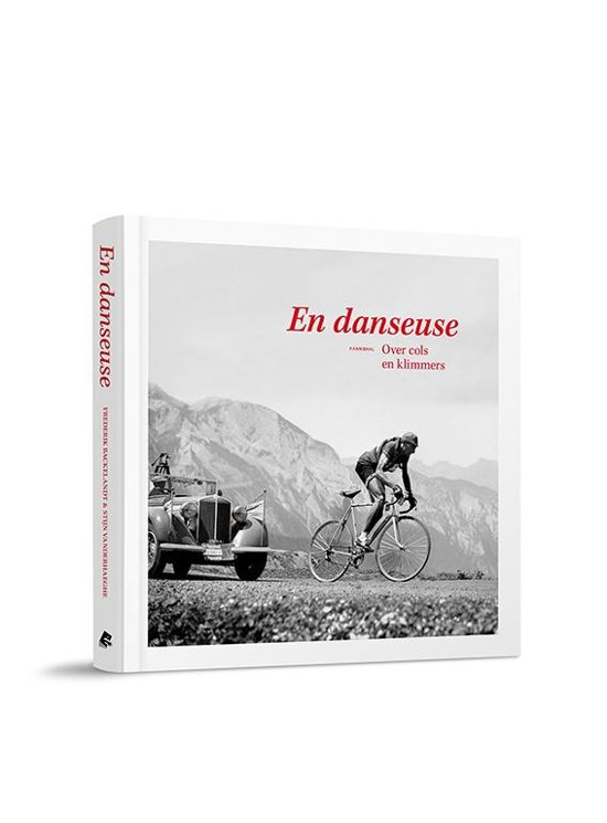 Boek cover En Danseuse van Frederik Backelandt (Hardcover)