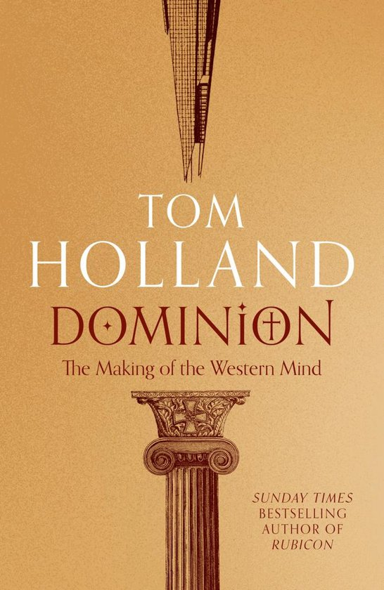 Boek cover Dominion van Tom Holland (Paperback)