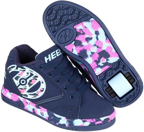 Chaussures À Roulettes Heelys Propulsent Confettis - Chaussures De Sport - Enfants - Taille 40,5 - Bleu / Multi