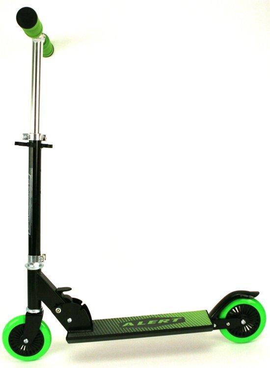 Alert Aluminium Scooter Zwart - Step
