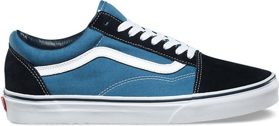 Vans Old Skool Sneakers - Unisex - Navy - Maat 38