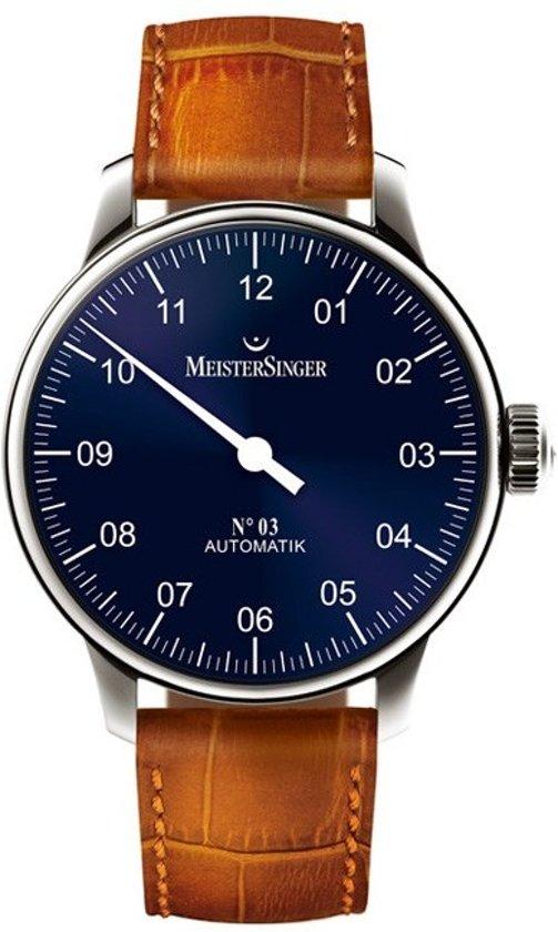 MeisterSinger Mod. AM908 Horloge
