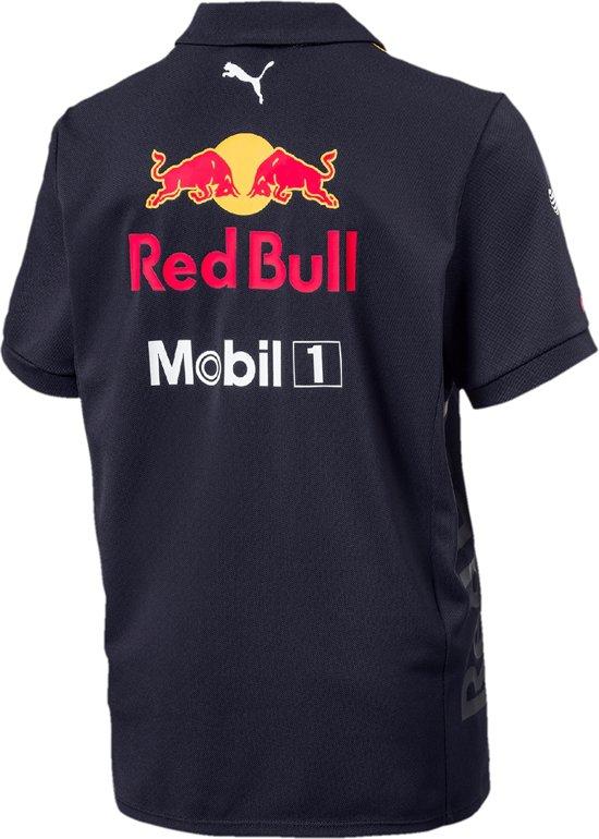 Red Bull Racing 2018 Team Kids Polo-152