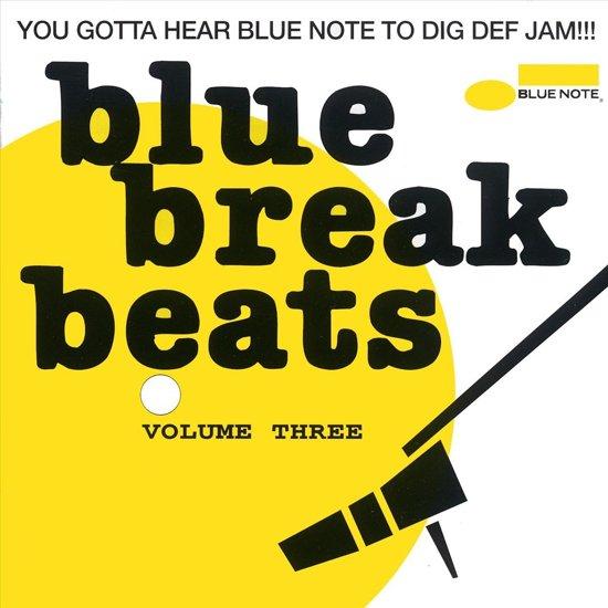 Blue Break Beats: Vol. 3