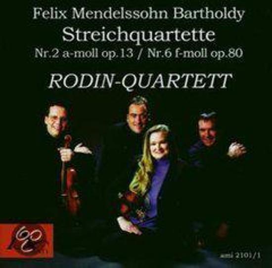String Quartets Nos 2 & 6