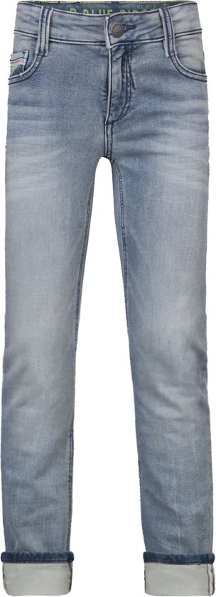 WE FASHION Jongens Jeans - Grey Denim - Maat 146