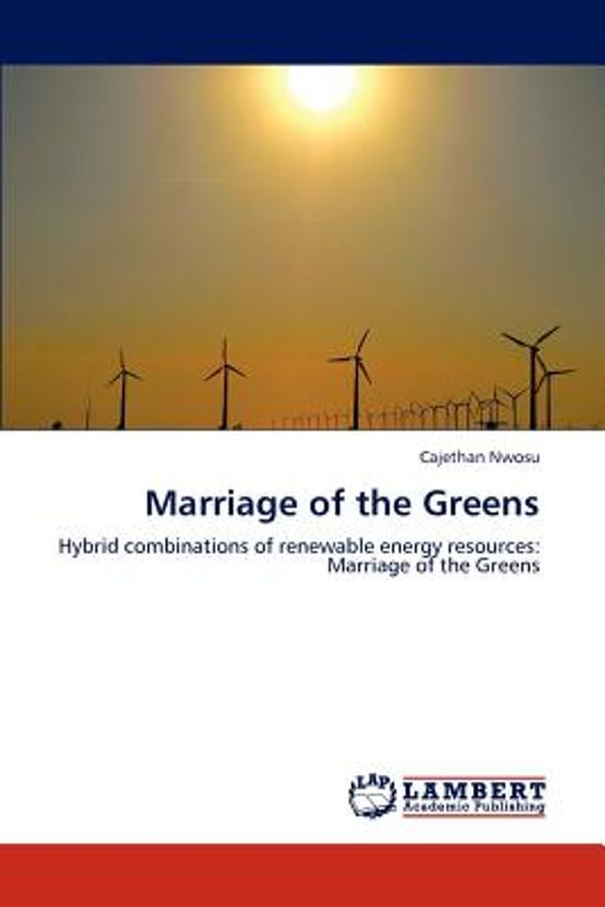 Marriage of the Greens