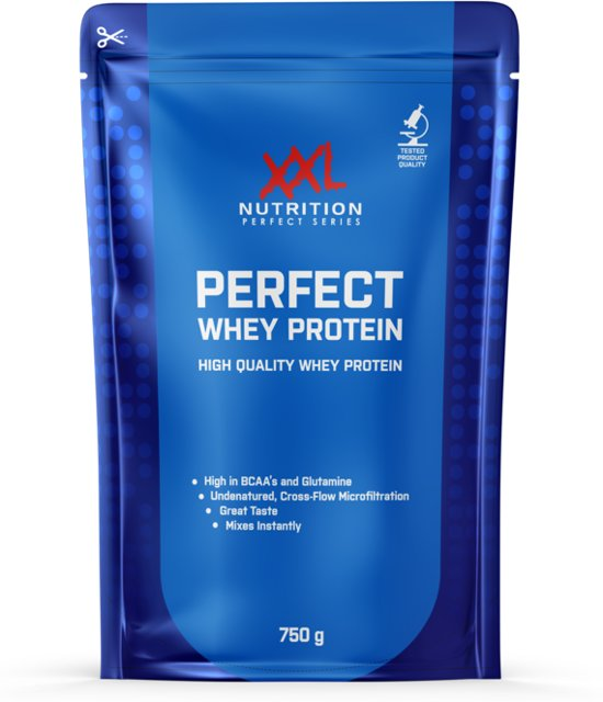 XXL Nutrition Perfect Whey Protein - Eiwitshake - 4000 gram - Unflavored