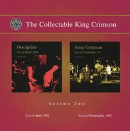 Collectable King Crimson Vol.2