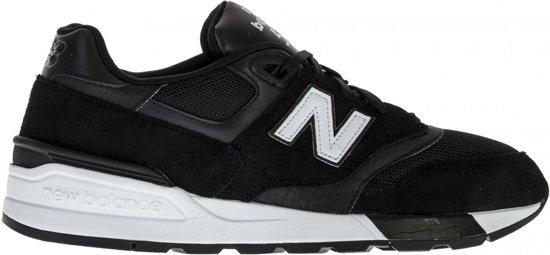 New Balance 597 Classics Traditionnels  Sneakers - Maat 43 - Mannen - zwart