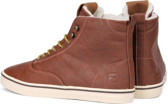 Maat Brooklyn 46 Heren Sneakers Bruin Fila w60x1vRqy