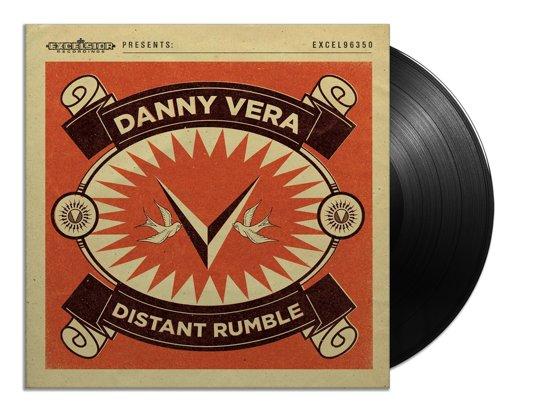 CD cover van Distant Rumble (Lp) (LP) van Danny Vera