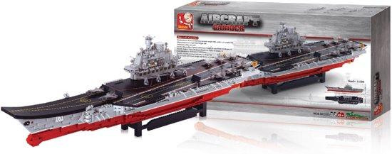 Battlegroup Sluban vliegdekschip M38-B0388
