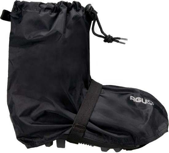 AGU Bike Boots  - Overschoenen - Unisex - Maat 42-45 - Zwart