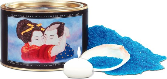 Shunga Oriental Crystals Dead Sea Salt Ocean Breeze