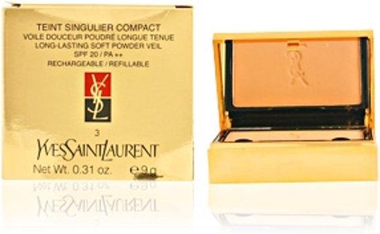 Yves Saint Laurent - Teint Singulier Compact Powder - 03 Ambre Rosé 9 gr