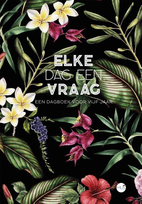 Boek cover Elke dag een vraag van Diverse auteurs (Hardcover)