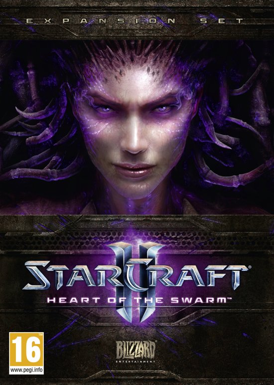 Starcraft II: Heart of the Swarm - Windows