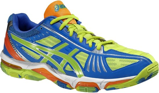 asics volleybalschoenen kind