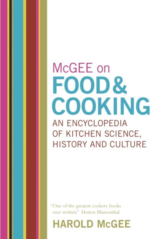 Afbeelding van McGee on Food and Cooking