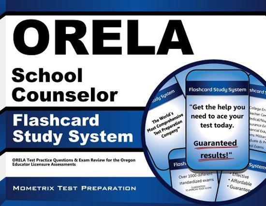 Orela School Counselor Flashcard Study System