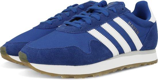 460b538465d adidas HAVEN J BY9480 - schoenen-sneakers - Vrouwen - blauw/wit - maat
