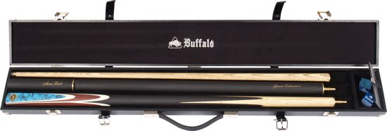 Snooker Buffalo 2/1 Platinum pack Keu+case Ext