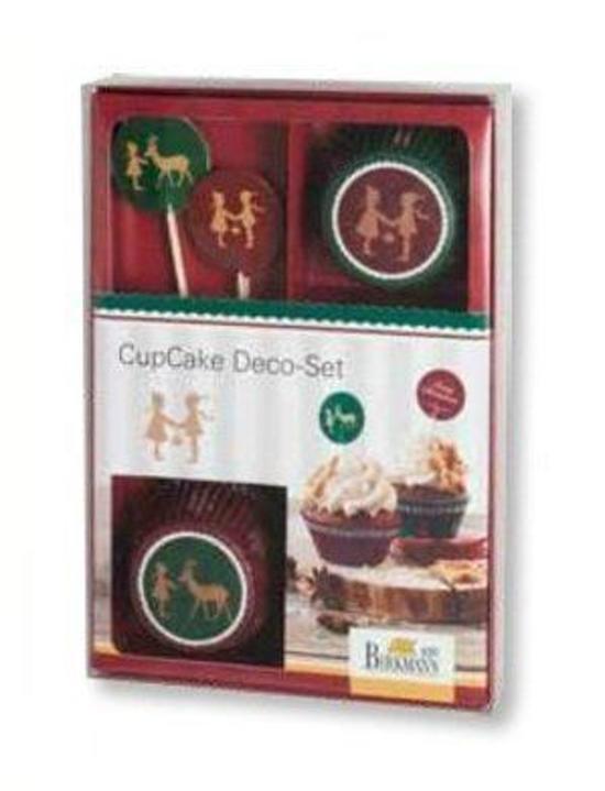 Birkmann Kerst Cupcake Decoratieset