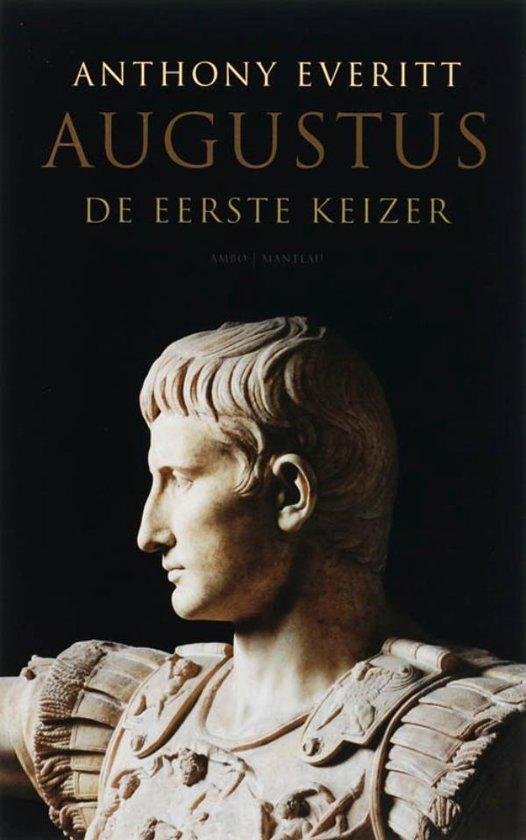 Boek cover Augustus van Anthony Everitt (Onbekend)