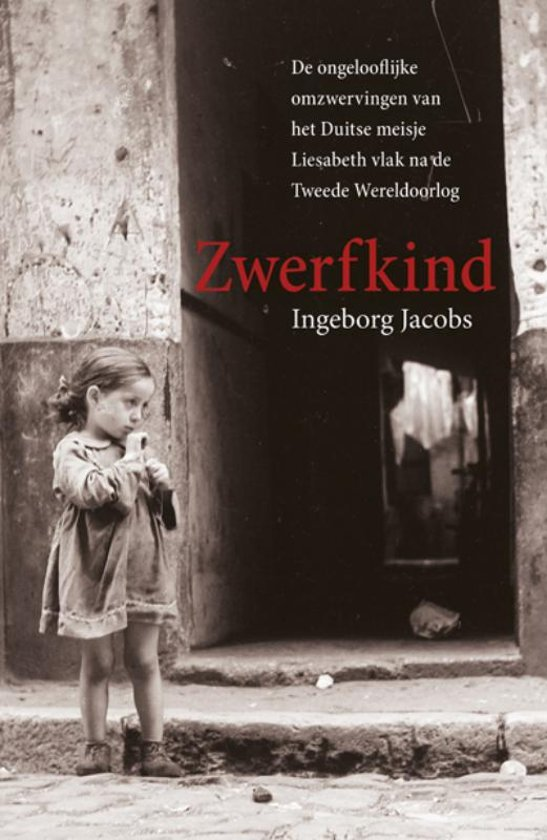 Boek cover Zwerfkind van Ingeborg Jacobs (Paperback)