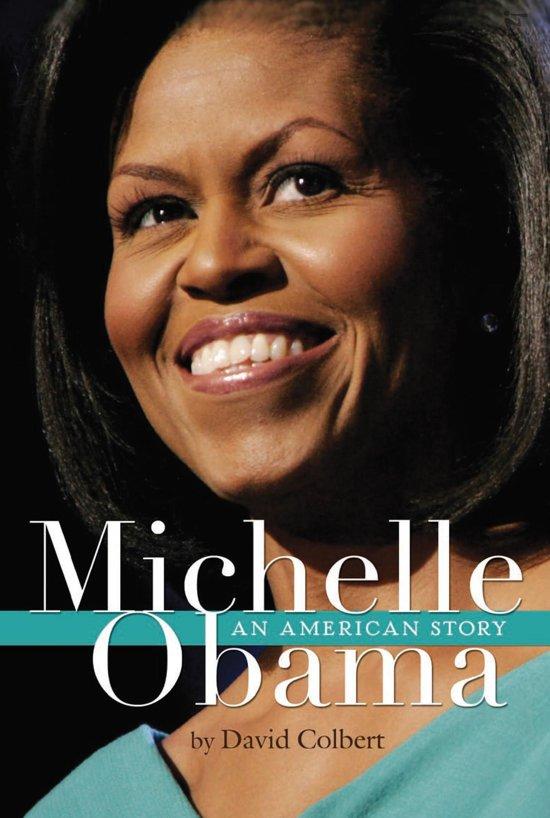 Boek cover Michelle Obama van David Colbert (Onbekend)