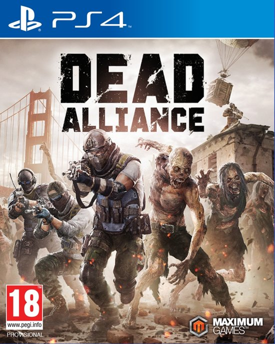 Dead Alliance PlayStation 4