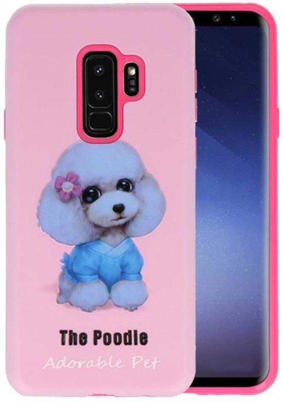 3D Print Hard Case voor Galaxy S9 Plus The Poodle